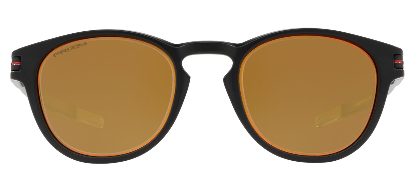 94c8a97ac6 ... Oakley Latch Sunglasses – Borderline Collection Matte Black Fade    Prizm Bronze Ruby Alt Iridium. prev. next. OO9265-36 product1 ·  OO9265-36 product2