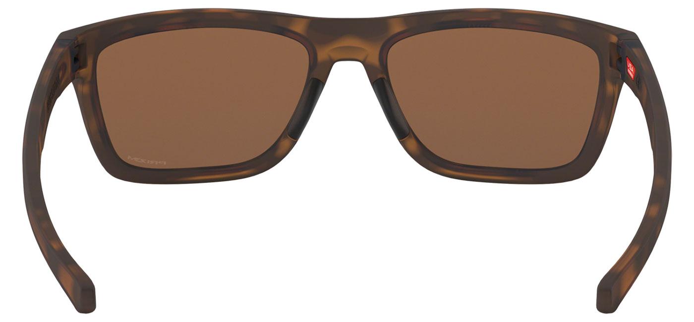 3d80b9bc67 Oakley Holston Sunglasses - Matte Brown Tortoise   Prizm Tungsten -  Tortoise+Black