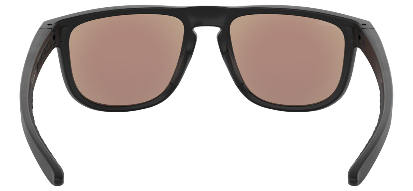 e3a35f29e8 Oakley Holbrook R Sunglasses - Maverick Vinales Collection Matte Black /  Prizm Sapphire - Tortoise+Black
