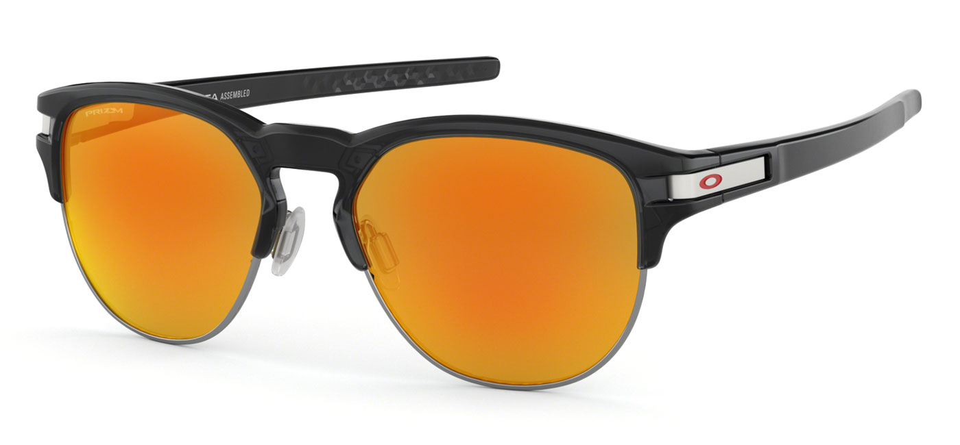 e1f1a16b59556 ... Oakley Latch Key Sunglasses – Polished Black Ink   Prizm Ruby. prev.  next. OO9394-04 product1