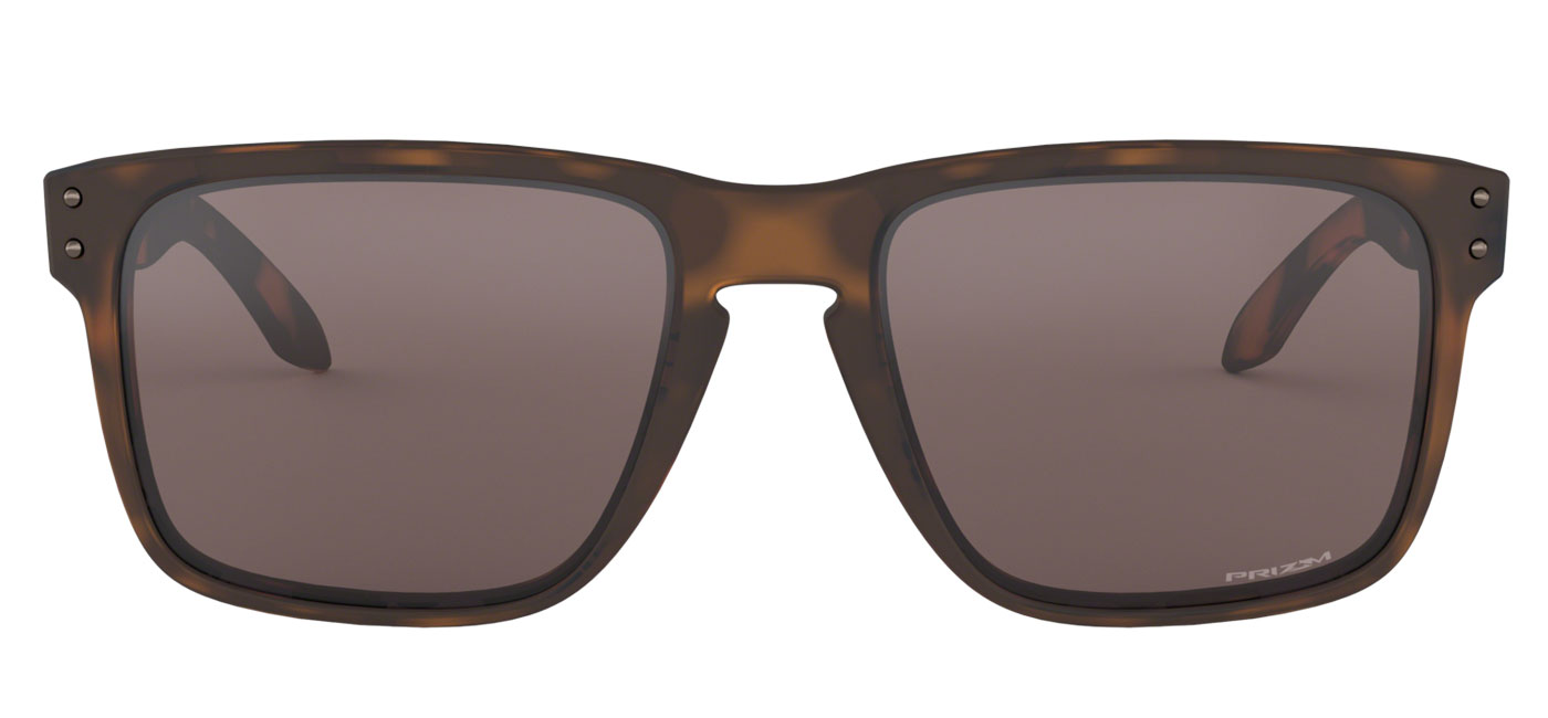 026063b23d663 Oakley Holbrook XL Sunglasses - Matte Brown Tortoise   Prizm Black ...