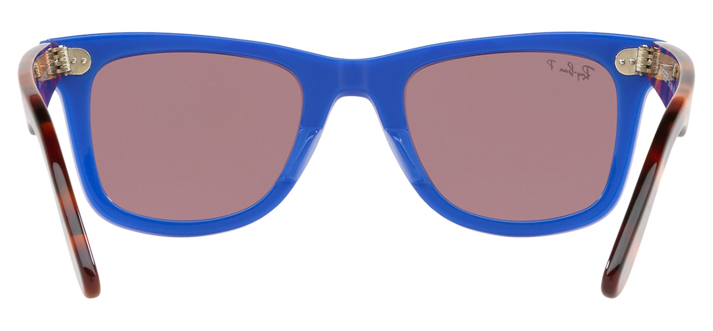 10eee3f09d1 RB2140-1241W0 product4. Ray-Ban RB2140 Original Wayfarer Sunglasses –  Tortoise ...