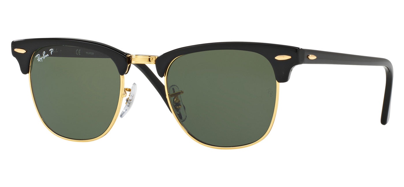 0cde6f20f7e6 RB3016-90158_product1. RB3016-90158_product2. RB3016-90158_product3. RB3016-90158_product4.  Ray-Ban RB3016 Clubmaster Sunglasses ...