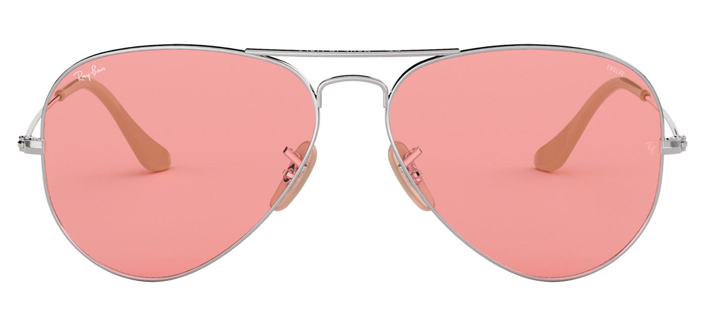 Ray Ban RB3025 Aviator Evolve Photochromic