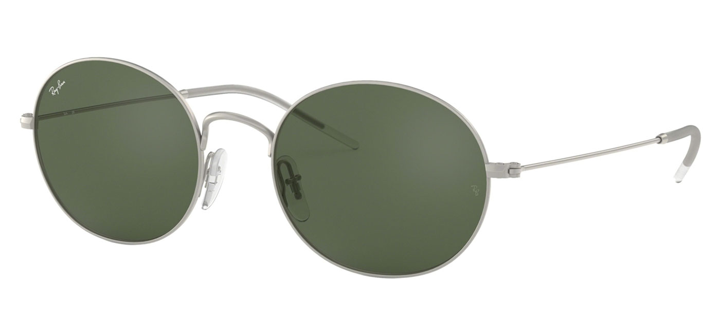 1dbf3523f32 ... Ray-Ban RB3594 Beat Sunglasses – Silver   Green. prev. next. RB3594 -911671 product1