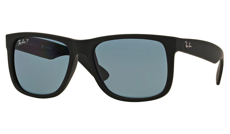 0feb361f4a RB4165-6222V product1 · RB4165-6222V product2 · RB4165-6222V product3 ·  RB4165-6222V product4 · Ray-Ban RB4165 Justin Sunglasses – Rubberised Black    Orange ...