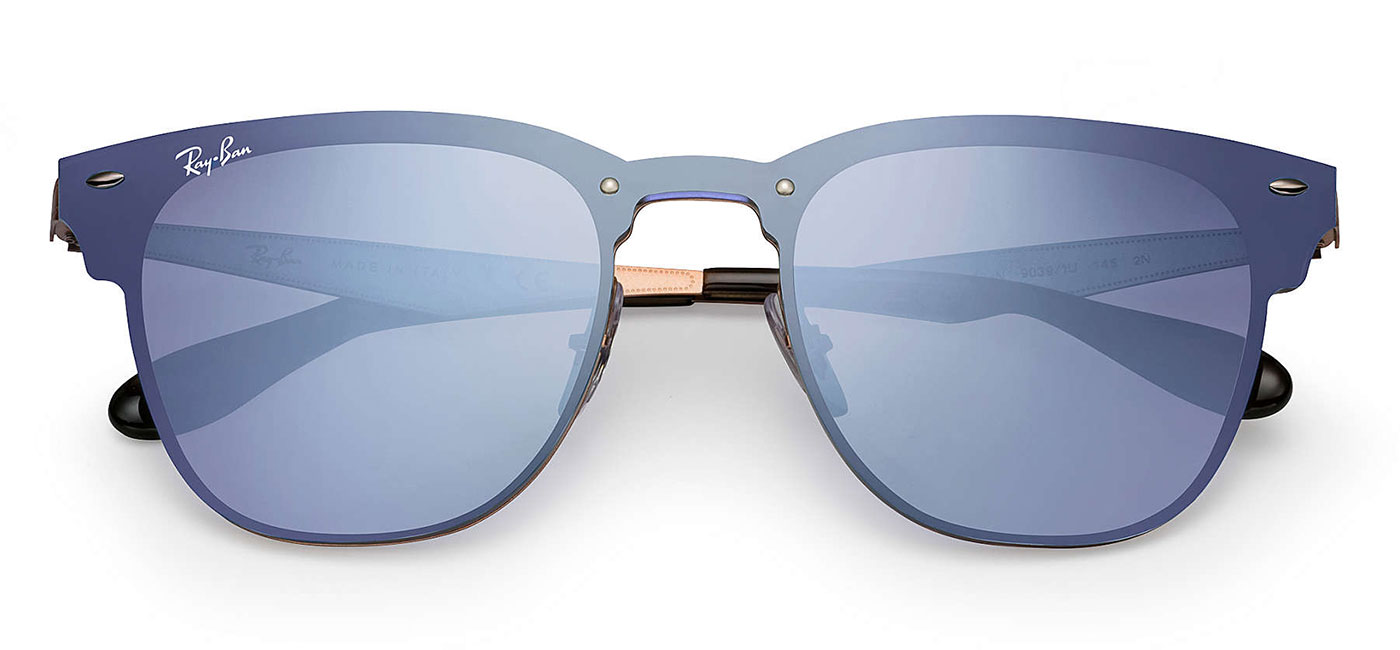 6f9d50ccf3 RB3576N-90391U product2 · Ray-Ban RB3576N Blaze Clubmaster Sunglasses ...