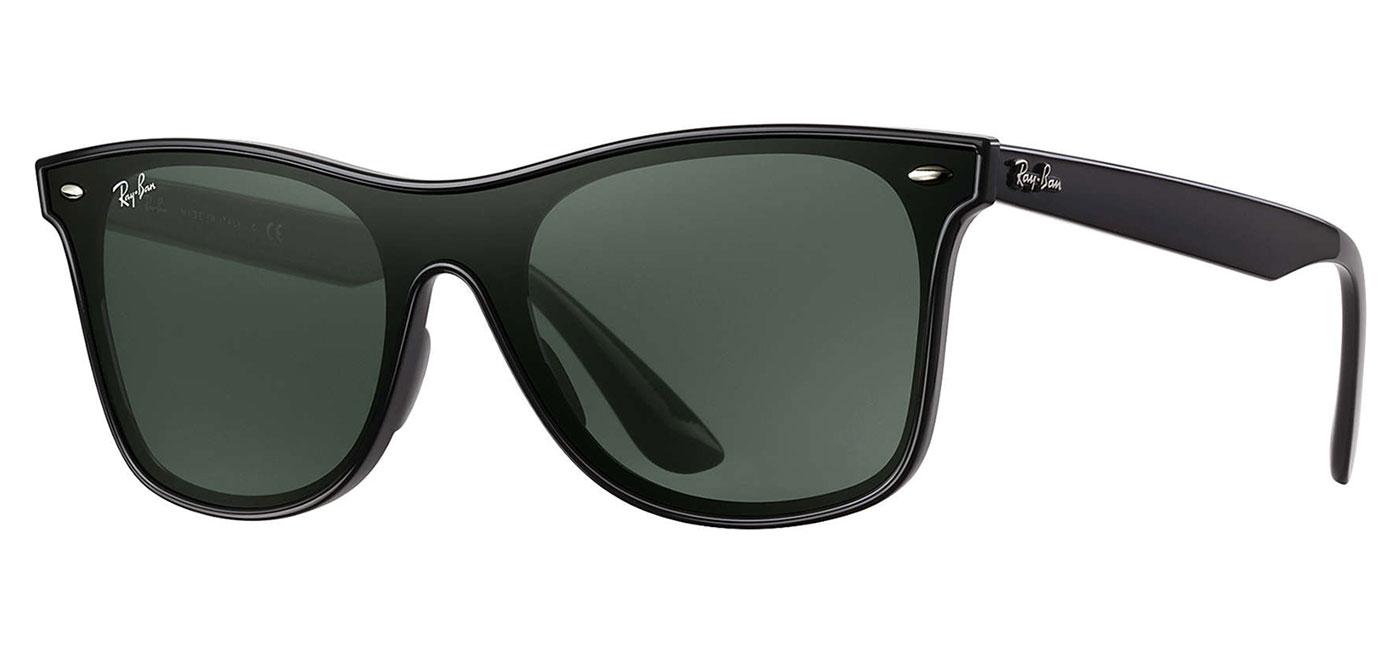 e983f4d424 ... Ray-Ban RB4440N Blaze Wayfarer Sunglasses – Black   Green. prev. next.  RB4440N-60171 product1