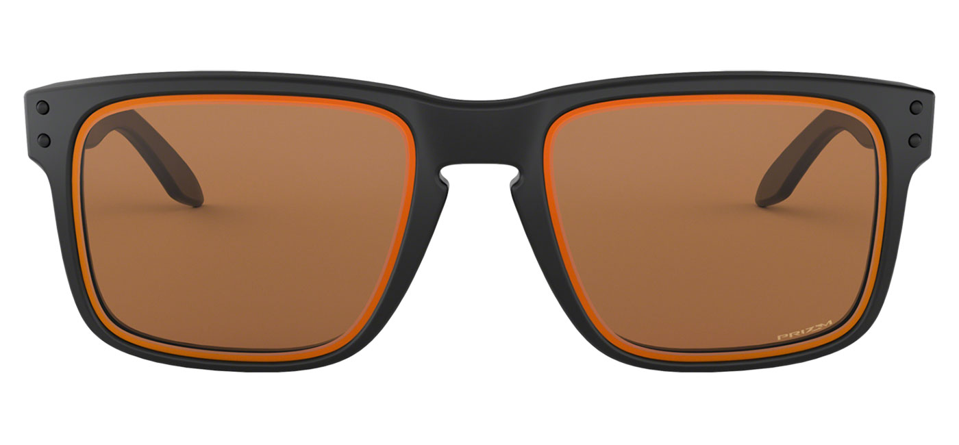 1aa10ccb53 Oakley Holbrook Sunglasses - Fire and Ice Collection Matte Black ...