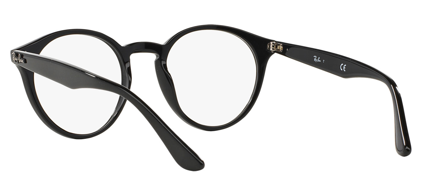 c545485442250 Ray-Ban RB2180V Glasses - Shiny Black - Tortoise+Black