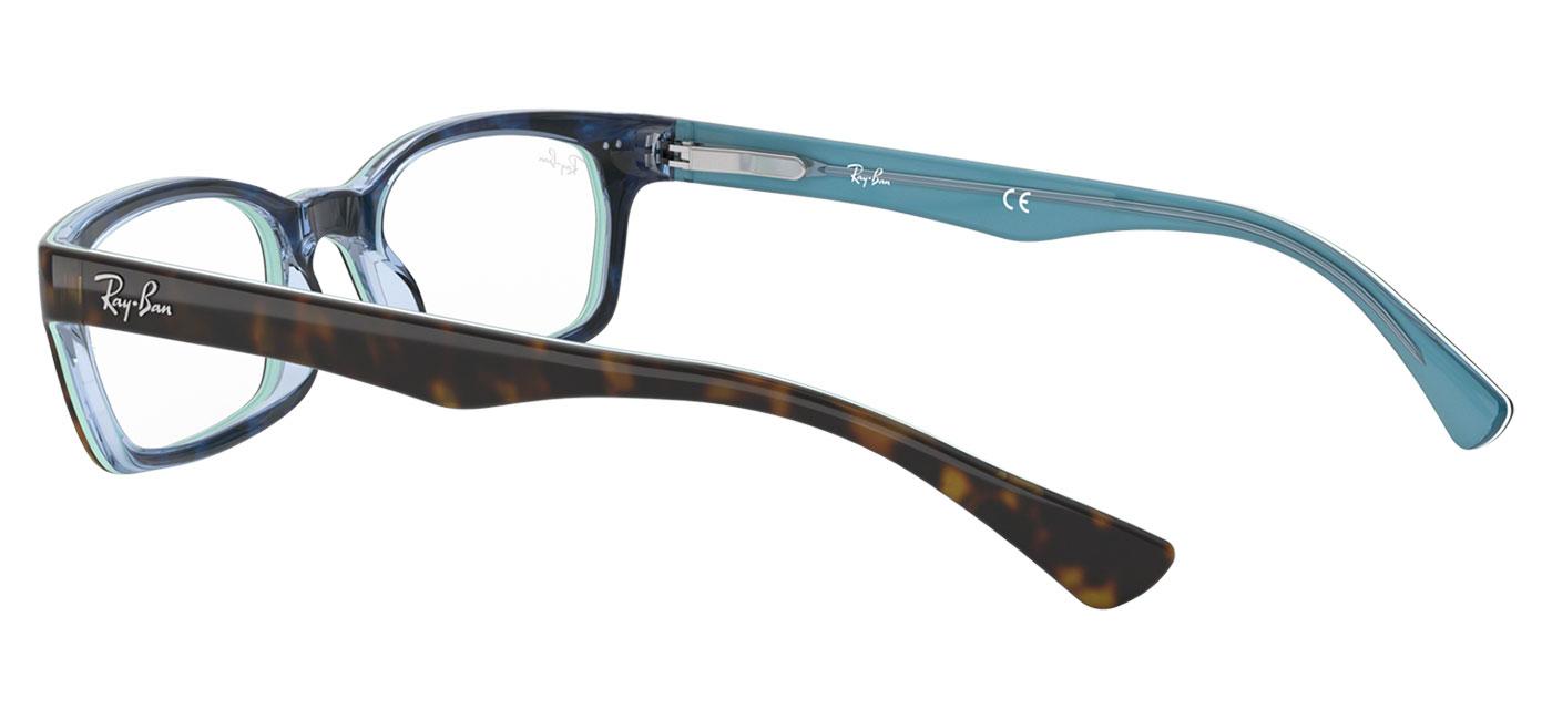 121d7161394 0RX5150  5023 120A. 0RX5150  5023 150A. 0RX5150  5023 180A. Ray-Ban RX2447V  Glasses ...
