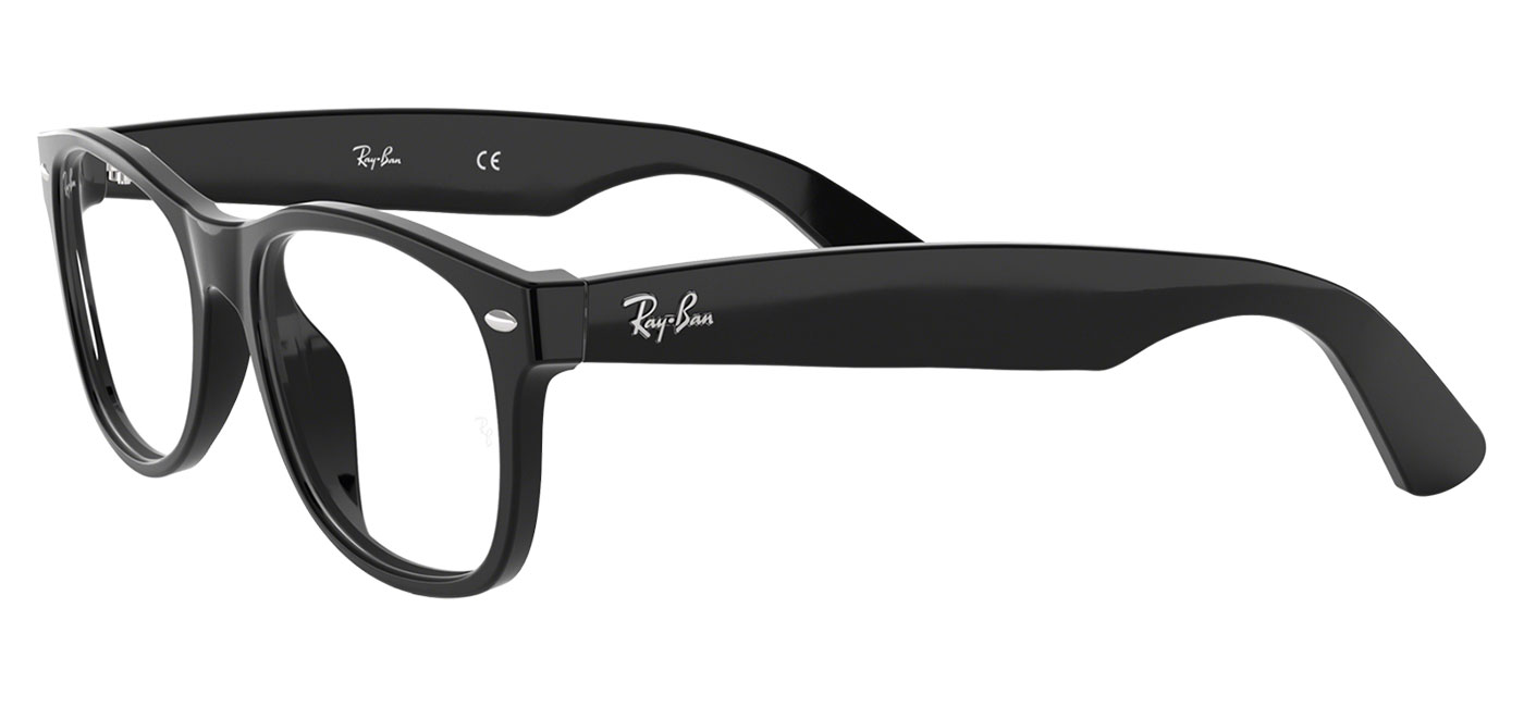 96f09409221d ... Ray-Ban RB5184 New Wayfarer Optics Glasses – Shiny Black. prev. next.  0RX5184  2000 030A · 0RX5184  2000 060A