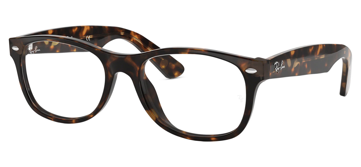 6c1013dc21cd ... Ray-Ban RB5184 New Wayfarer Optics Glasses – Dark Havana. prev. next.  0RX5184  2012 030A