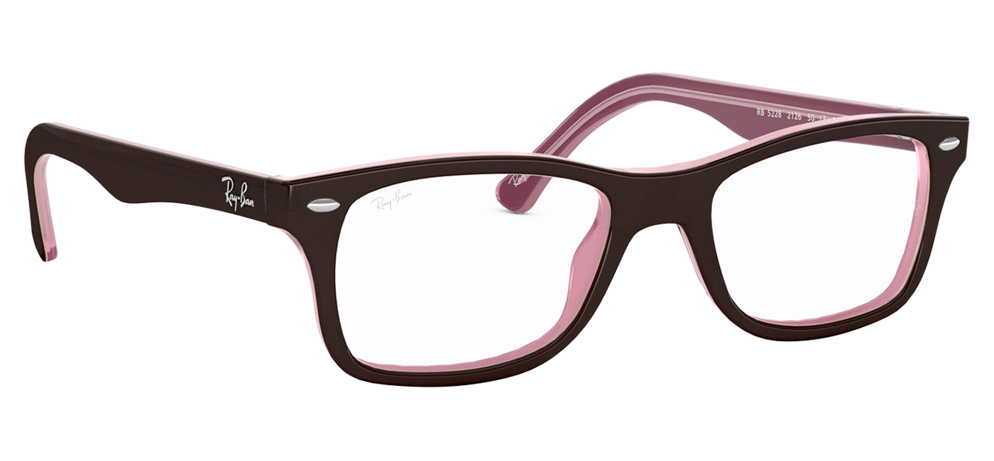 01c5a872e7 0RX5228  2126 330A · Ray-Ban RX2447V Glasses – Havana ...