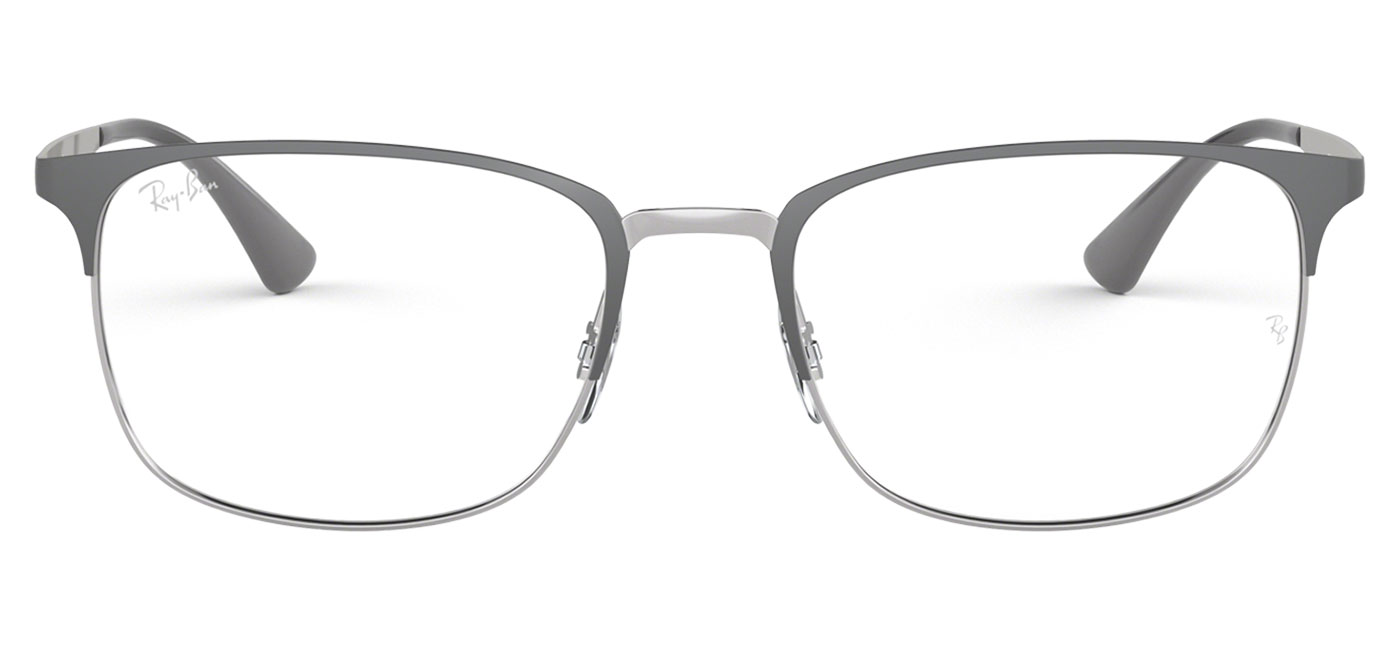 7bbd5a7e7e4 ... Ray-Ban RB6421 Glasses – Silver   Grey. prev. next. 0RX6421  3004 030A  · 0RX6421  3004 000A