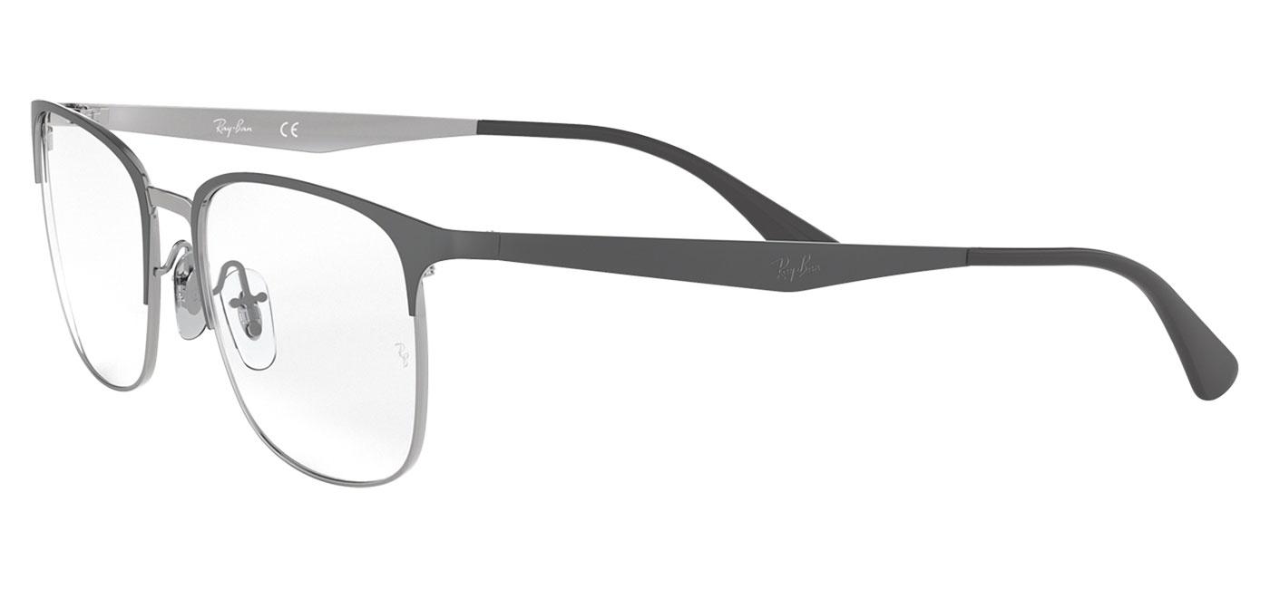 c7363bbccd ... Ray-Ban RB6421 Glasses – Silver   Grey. prev. next. 0RX6421  3004 030A  · 0RX6421  3004 000A · 0RX6421  3004 060A