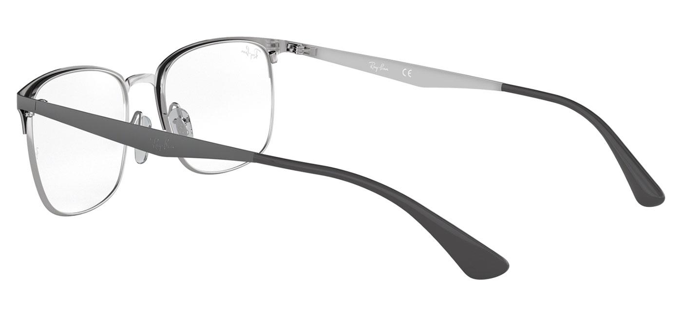 4e697cdf3c Ray-Ban RB6421 Glasses - Silver   Grey - Tortoise+Black