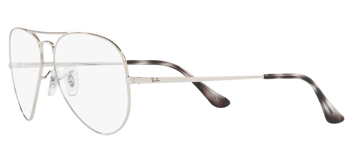 cbf056b42 ... Ray-Ban RB6489 Aviator Optics Glasses – Silver. prev. next.  0RX6489__2501_030A · 0RX6489__2501_060A