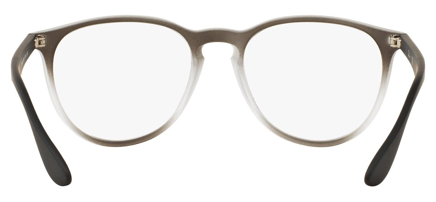 64e635f941 Ray-Ban RB7046 Erika Optics Glasses - Rubber Grey Gradient ...