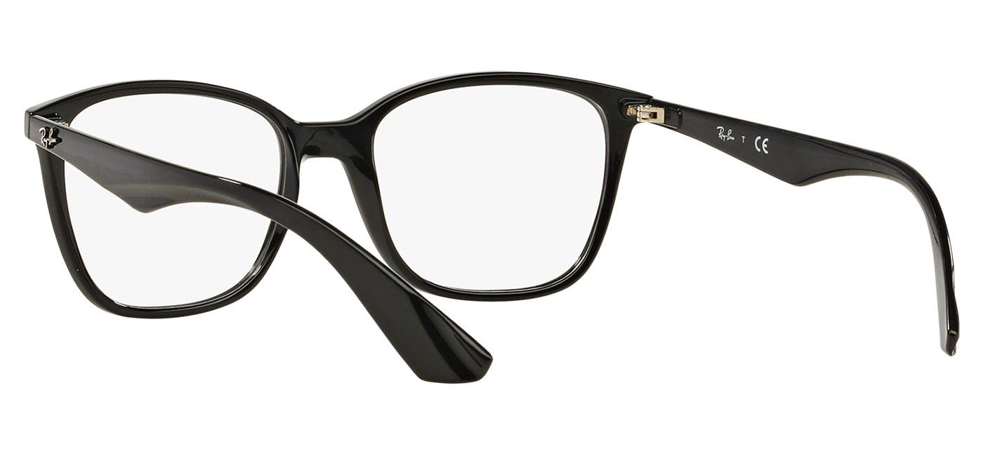 b662358baba67 Ray-Ban RB7066 Glasses - Shiny Black - Tortoise+Black