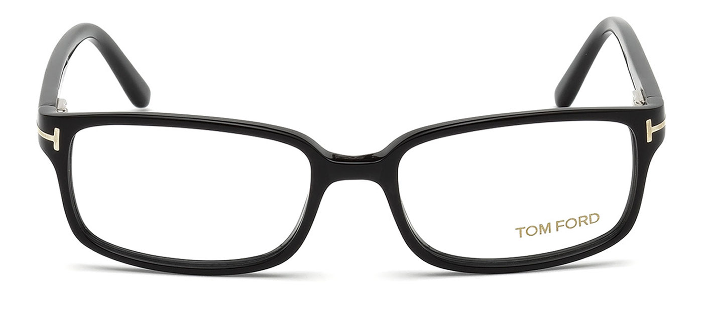 5ab14956111f4 Tom Ford FT5209 Glasses - Shiny Black - Tortoise+Black