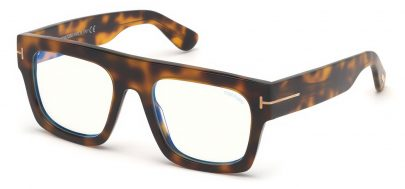 c212de8b3b Tom Ford Glasses - Prescription Glasses - Tortoise+Black