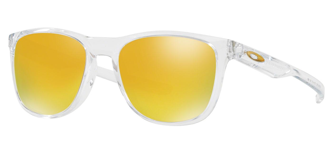 f65761c8c2 ... Oakley Trillbe X Sunglasses – Polished Clear   24K Iridium. prev. next.  0OO9340  934016 030A