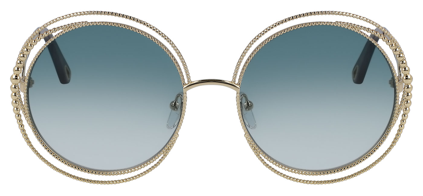 abf7689a635 ... Carlina Chain Sunglasses – Gold   Gradient Petrol. prev. next.  CE114SC-838 product1 · CE114SC-838 product2