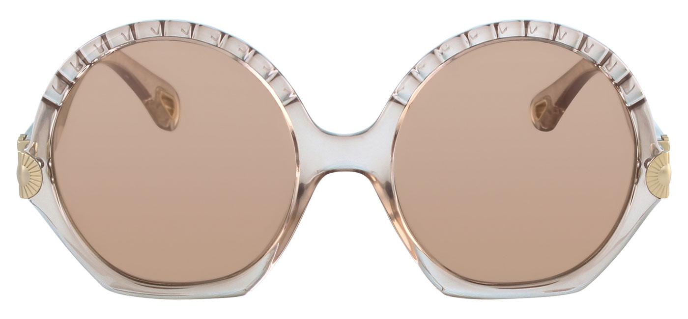 c2ee935a9ec9 Chloe CE745S Vera Sunglasses - Crystal Turtledove   Light Brown ...