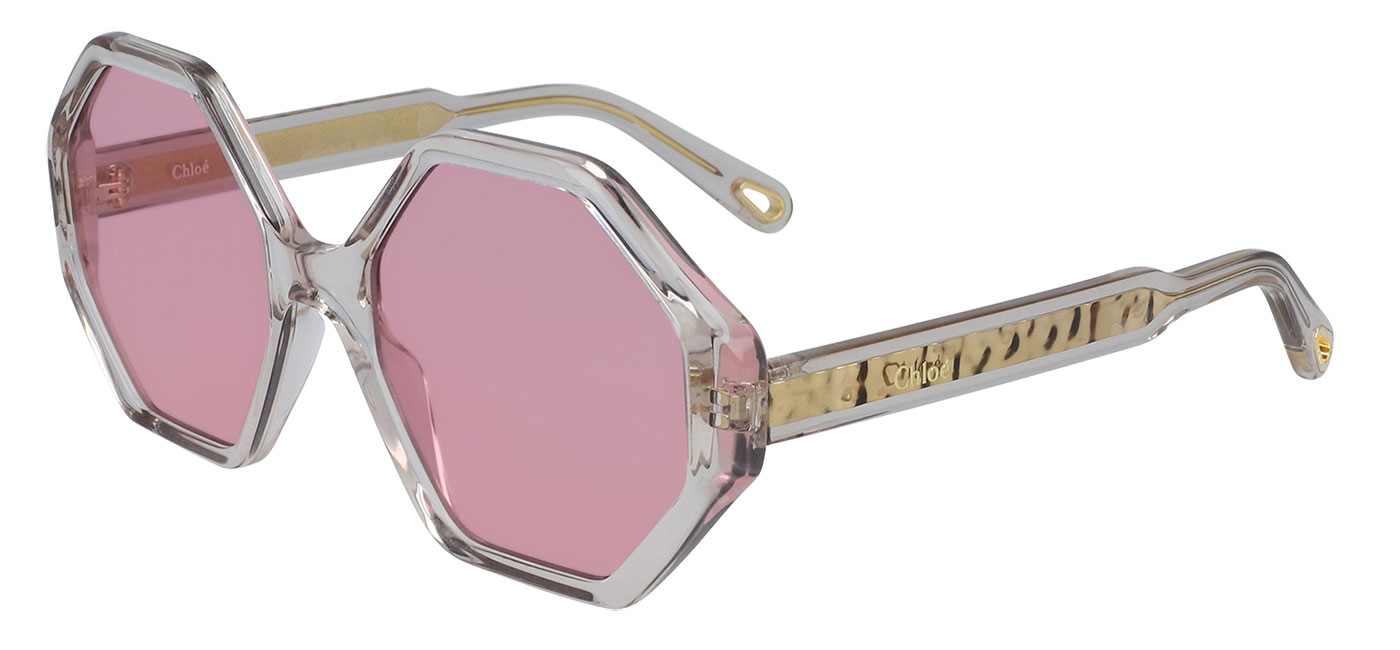 5f250e4c7e9e Chloe CE750S Willow Sunglasses - Crystal Turtledove   Pink ...