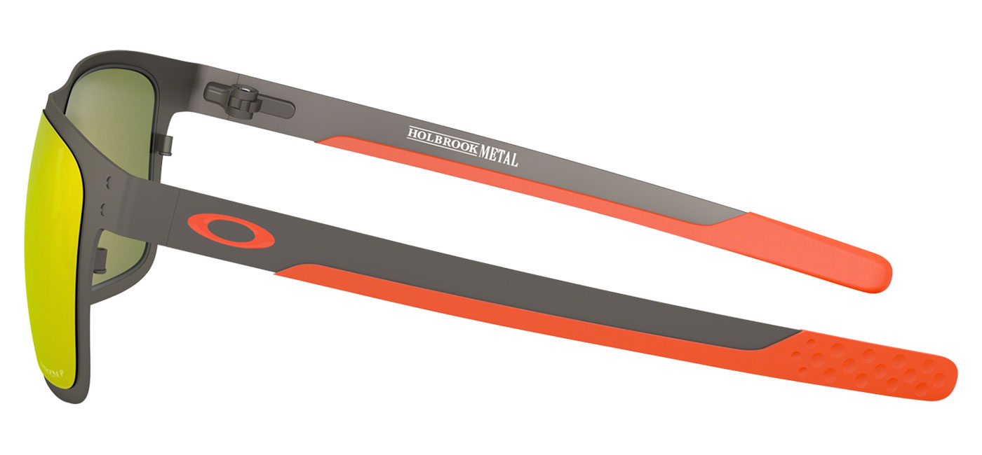 87314bb9180 ... Oakley Holbrook Metal Sunglasses – Matte Gunmetal   Prizm Ruby  Polarised. prev. next. 0OO4123  412322 030A. 0OO4123  412322 000A.  0OO4123  412322 090A