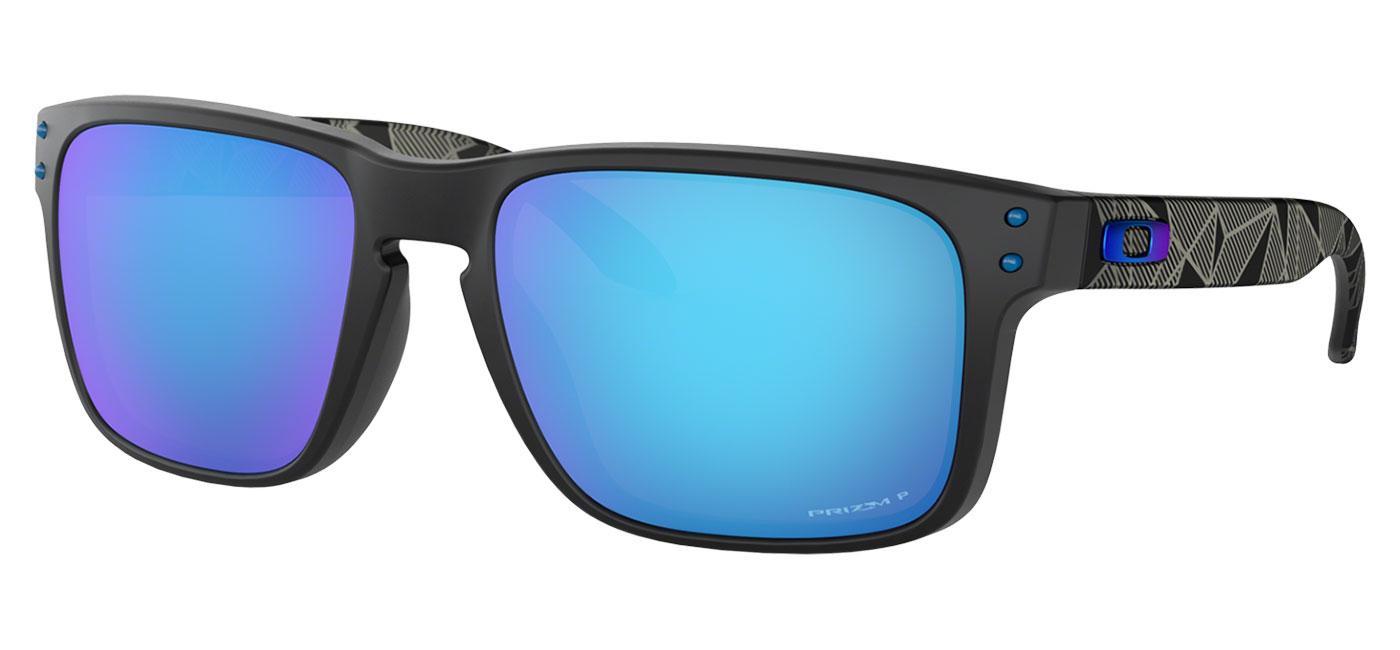 847da0cb337b6 ... Oakley Holbrook Sunglasses – Prizmatic Collection Matte Black   Prizm  Sapphire Polarised. prev. next. 0OO9102  9102H0 030A