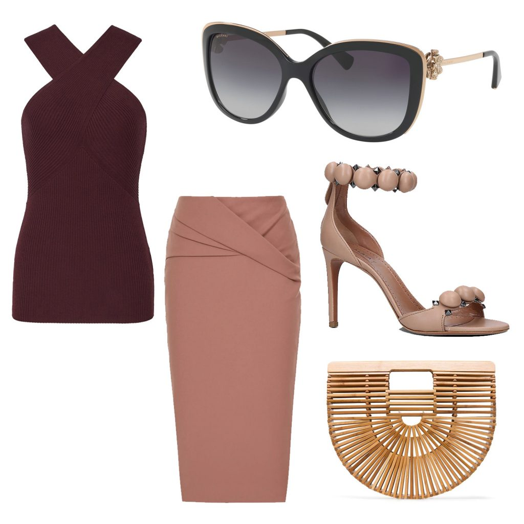 Wedding Outfit - Alluring Style