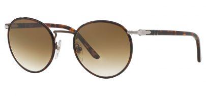 Persol PO2422SJ Sunglasses - Matte Brown / Brown Gradient