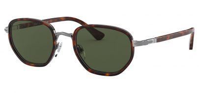 Persol PO2471S Sunglasses - Havana / Green