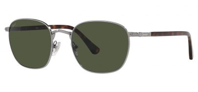 Persol PO2476S Sunglasses - Gunmetal / Green