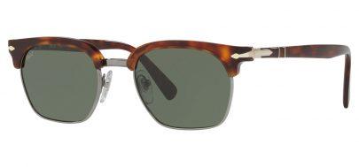 Persol PO3199S Sunglasses - Havana / Green