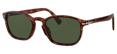 Persol PO3234S Sunglasses - Havana / Green