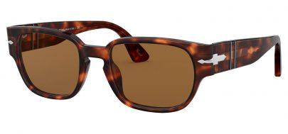Persol PO3245S Sunglasses - Havana / Brown