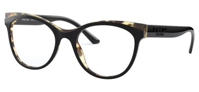 Prada PR05WV Glasses - Havana & Black