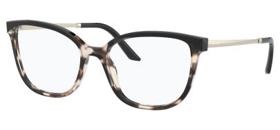 Prada PR07WV Glasses - Havana & Silver