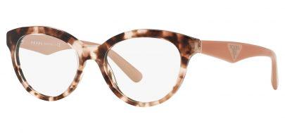 Prada PR11RV Glasses - Pink Havana