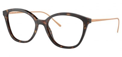 Prada PR11VV Glasses - Havana & Gold