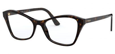 Prada PR11XV Glasses - Dark Havana