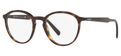 Prada PR13TV Glasses - Havana