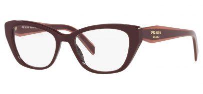 Prada PR19WV Glasses - Garnet