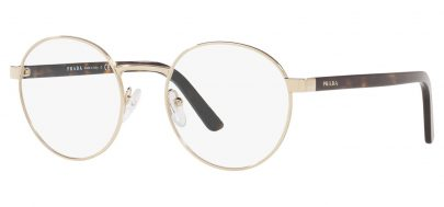 Prada PR52XV Glasses - Pale Gold