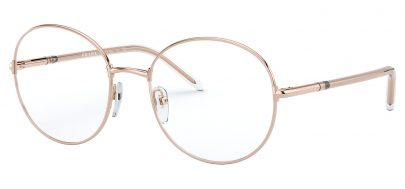 Prada PR55WV Glasses - Pink Gold