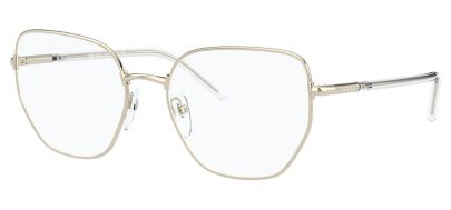Prada PR60WV Glasses - Pale Gold