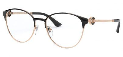 Bvlgari BV2223B Glasses - Pink Gold & Black